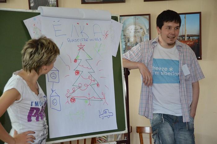 Обучение и поддержка волонтеров
