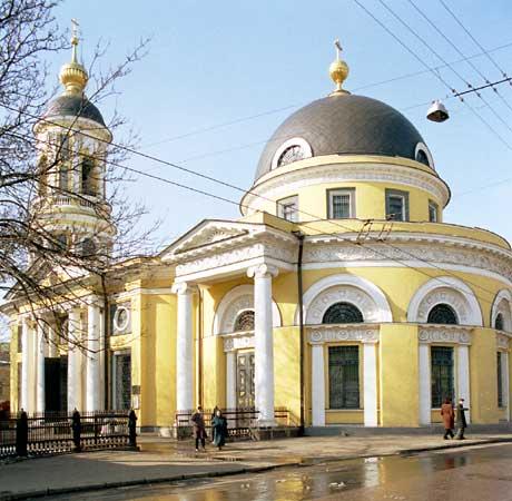 При храме на Ордынке обсудили волонтеров