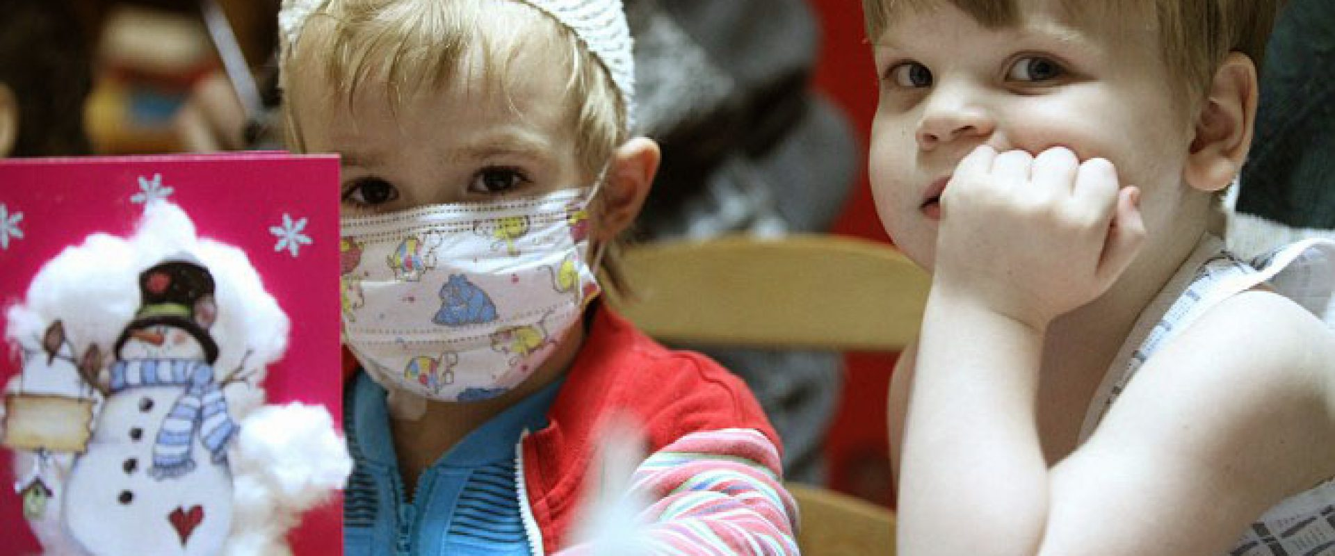 волонтеры в больнице