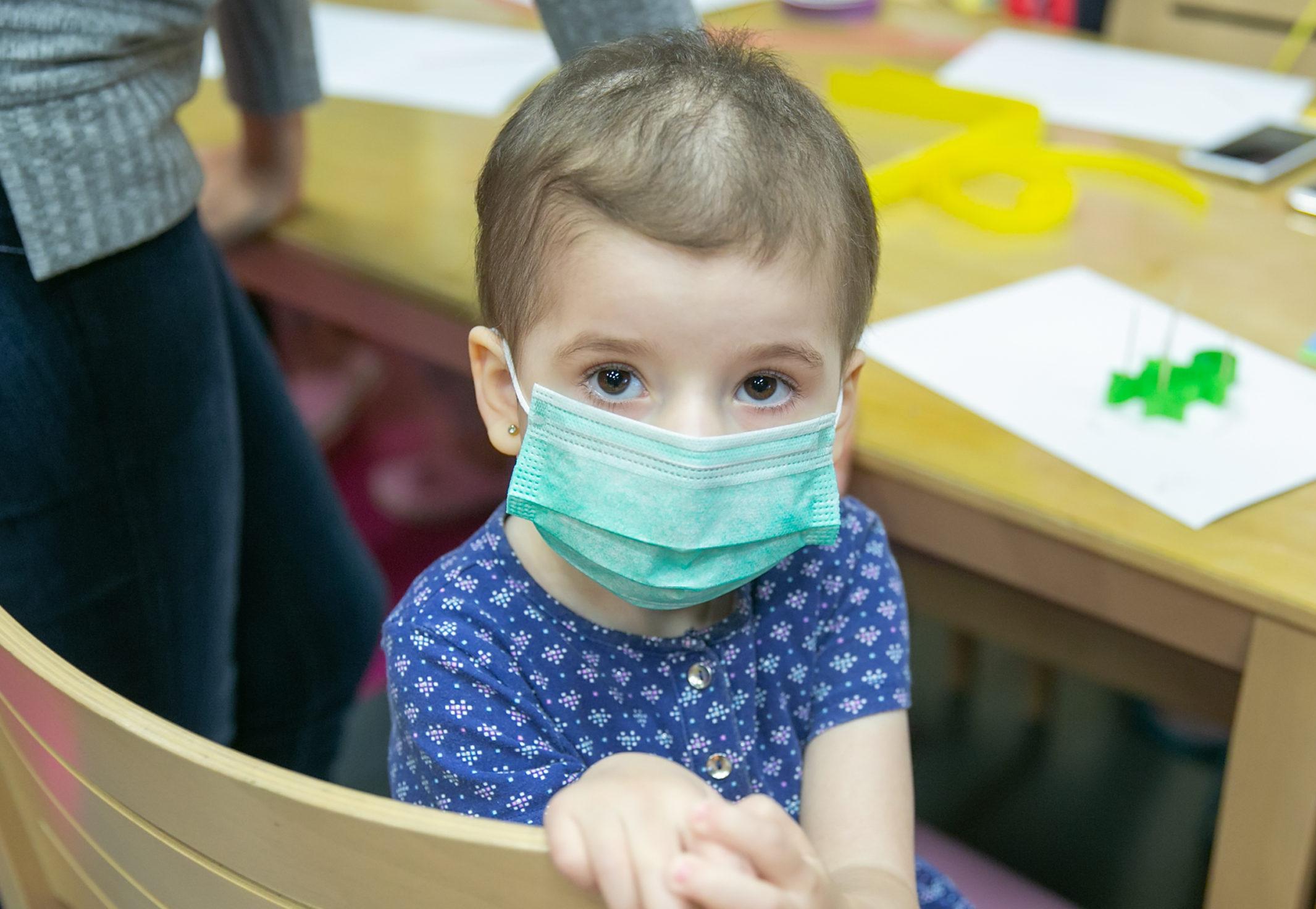 Детям плохо без волонтеров