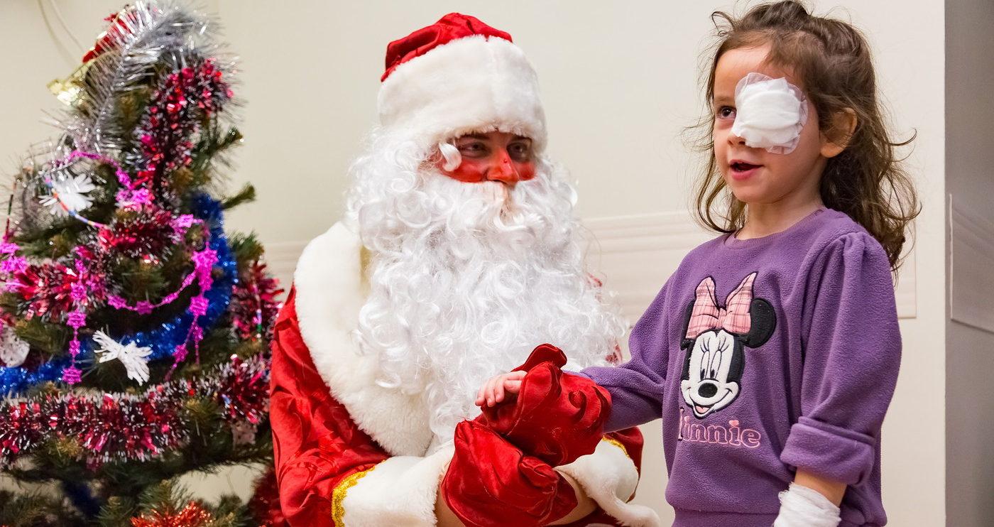 Вступай в команду Деда Мороза!