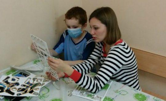 Волонтерство в детских больницах